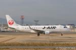 遠森一郎さんが、福岡空港で撮影したジェイ・エア ERJ-170-100 (ERJ-170STD)の航空フォト(飛行機 写真・画像)