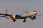 senyoさんが、成田国際空港で撮影した大韓航空 777-2B5/ERの航空フォト(飛行機 写真・画像)