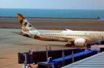 KAZKAZさんが、中部国際空港で撮影したエティハド航空 787-9の航空フォト(飛行機 写真・画像)