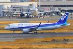 VICTER8929さんが、羽田空港で撮影した全日空 A320-214の航空フォト(飛行機 写真・画像)