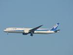 京成本線沿線民(KS3035F)さんが、成田国際空港で撮影した全日空 787-10の航空フォト(飛行機 写真・画像)