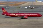 SKY TEAM B-6053さんが、中部国際空港で撮影した吉祥航空 A321-211の航空フォト(飛行機 写真・画像)