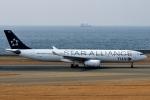 SKY TEAM B-6053さんが、中部国際空港で撮影したタイ国際航空 A330-343Xの航空フォト(飛行機 写真・画像)