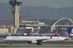 JMBResonaさんが、ロサンゼルス国際空港で撮影したユナイテッド航空 757-324の航空フォト(飛行機 写真・画像)