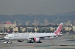 JMBResonaさんが、ロサンゼルス国際空港で撮影したヴァージン・オーストラリア 777-3ZG/ERの航空フォト(飛行機 写真・画像)