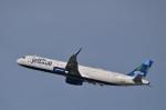 JMBResonaさんが、ロサンゼルス国際空港で撮影したジェットブルー A321-231の航空フォト(飛行機 写真・画像)