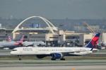 JMBResonaさんが、ロサンゼルス国際空港で撮影したノースウエスト航空 757-351の航空フォト(飛行機 写真・画像)