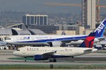 JMBResonaさんが、ロサンゼルス国際空港で撮影したデルタ航空 A319-114の航空フォト(飛行機 写真・画像)