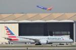 JMBResonaさんが、ロサンゼルス国際空港で撮影したアメリカン航空 787-9の航空フォト(飛行機 写真・画像)