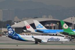 JMBResonaさんが、ロサンゼルス国際空港で撮影したアラスカ航空 737-990/ERの航空フォト(飛行機 写真・画像)