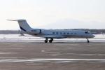 北の熊さんが、新千歳空港で撮影したWells Fargo Bank Northwestの航空フォト(飛行機 写真・画像)