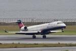 飛行機ゆうちゃんさんが、中部国際空港で撮影したアイベックスエアラインズ CL-600-2C10 Regional Jet CRJ-702の航空フォト(飛行機 写真・画像)