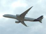 White Pelicanさんが、関西国際空港で撮影したルフトハンザドイツ航空 A350-941XWBの航空フォト(飛行機 写真・画像)