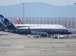 White Pelicanさんが、関西国際空港で撮影したTAG エイビエーション UK 757-2K2の航空フォト(飛行機 写真・画像)