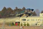 jr1kdqさんが、茨城空港で撮影した航空自衛隊 RF-4EJ Phantom IIの航空フォト(飛行機 写真・画像)