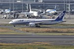 mich_stoneさんが、羽田空港で撮影した全日空 787-8 Dreamlinerの航空フォト(飛行機 写真・画像)