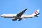 エアさんが、成田国際空港で撮影した中国東方航空 A330-243の航空フォト(飛行機 写真・画像)