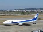 エアキンさんが、富山空港で撮影した全日空 767-381の航空フォト(飛行機 写真・画像)