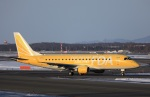 garrettさんが、新千歳空港で撮影したフジドリームエアラインズ ERJ-170-200 (ERJ-175STD)の航空フォト(飛行機 写真・画像)