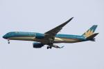 エアさんが、成田国際空港で撮影したベトナム航空 A350-941XWBの航空フォト(飛行機 写真・画像)