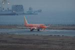 神宮寺ももさんが、神戸空港で撮影したフジドリームエアラインズ ERJ-170-200 (ERJ-175STD)の航空フォト(飛行機 写真・画像)