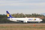 K.Tさんが、茨城空港で撮影したスカイマーク 737-86Nの航空フォト(飛行機 写真・画像)
