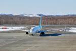 delawakaさんが、釧路空港で撮影したAIR DO 737-781の航空フォト(飛行機 写真・画像)