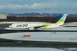 delawakaさんが、新千歳空港で撮影したAIR DO 767-381/ERの航空フォト(飛行機 写真・画像)