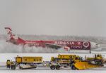Cygnus00さんが、新千歳空港で撮影したエアアジア・エックス A330-343Xの航空フォト(飛行機 写真・画像)