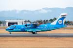ふくくんさんが、熊本空港で撮影した天草エアライン ATR-42-600の航空フォト(飛行機 写真・画像)