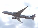 White Pelicanさんが、関西国際空港で撮影したベトナム航空 A350-941XWBの航空フォト(飛行機 写真・画像)