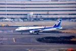 まいけるさんが、羽田空港で撮影した全日空 A320-214の航空フォト(飛行機 写真・画像)