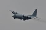 NFファンさんが、厚木飛行場で撮影した海上自衛隊 C-130Rの航空フォト(飛行機 写真・画像)