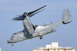 ちゃぽんさんが、横田基地で撮影したアメリカ空軍 CV-22Bの航空フォト(飛行機 写真・画像)