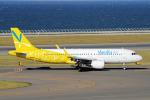 yabyanさんが、中部国際空港で撮影したバニラエア A320-214の航空フォト(飛行機 写真・画像)