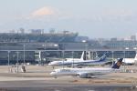 ilv583さんが、羽田空港で撮影したルフトハンザドイツ航空 A350-941の航空フォト(飛行機 写真・画像)