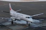 神宮寺ももさんが、札幌飛行場で撮影した北海道エアシステム 340B/Plusの航空フォト(飛行機 写真・画像)