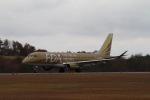 344さんが、広島空港で撮影したフジドリームエアラインズ ERJ-170-200 (ERJ-175STD)の航空フォト(飛行機 写真・画像)