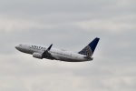 344さんが、福岡空港で撮影したユナイテッド航空 737-724の航空フォト(飛行機 写真・画像)