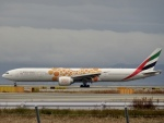 worldstar777さんが、関西国際空港で撮影したエミレーツ航空 777-36N/ERの航空フォト(飛行機 写真・画像)