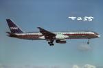 tassさんが、マイアミ国際空港で撮影したUSエア 757-225の航空フォト(飛行機 写真・画像)