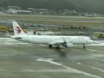 commet7575さんが、福岡空港で撮影した中国東方航空 A321-211の航空フォト(飛行機 写真・画像)