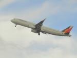 commet7575さんが、福岡空港で撮影したフィリピン航空 A321-231の航空フォト(飛行機 写真・画像)
