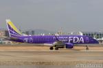 遠森一郎さんが、福岡空港で撮影したフジドリームエアラインズ ERJ-170-200 (ERJ-175STD)の航空フォト(飛行機 写真・画像)
