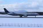 空旅さんが、新千歳空港で撮影したチャイナエアライン A330-302の航空フォト(飛行機 写真・画像)
