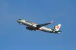 空旅さんが、新千歳空港で撮影したジェットスター・ジャパン A320-232の航空フォト(飛行機 写真・画像)