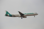 Musondaさんが、仁川国際空港で撮影したエアソウル A321-231の航空フォト(飛行機 写真・画像)