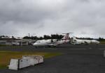 くーぺいさんが、喜界空港で撮影した日本エアコミューター ATR-42-600の航空フォト(飛行機 写真・画像)