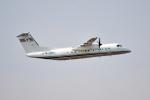 TulipTristar 777さんが、中部国際空港で撮影した国土交通省 航空局 DHC-8-315Q Dash 8の航空フォト(飛行機 写真・画像)