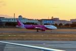 left eyeさんが、松山空港で撮影したピーチ A320-214の航空フォト(飛行機 写真・画像)
